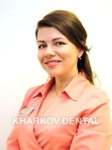 Храпач Елена Юрьевна