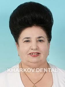 Ишуткина Лаура Еремеевна