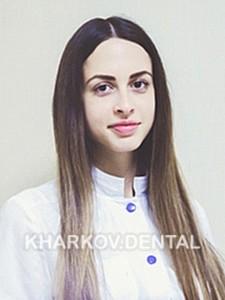 Камчатная Яна Геннадиевна