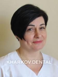 Карабут Людмила Леонидовна