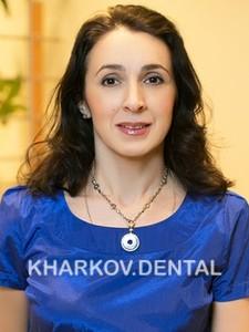 Кирик Лариса Ивановна