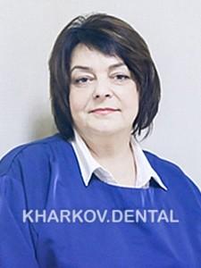 Клусович Светлана Александровна