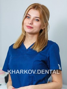 Котляр Марина Сергеевна