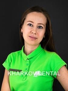 Ковальчук Юлия Андреевна