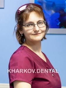 Кубышкина Елена Степановна