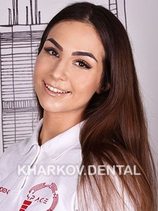 Кудельская Анастасия Вадимовна