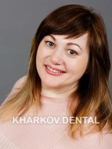 Кущ Елена Александровна