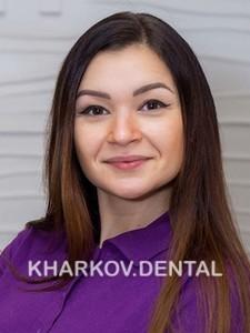 Маенко Алина Викторовна