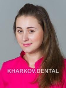 Махник Евгения Викторовна