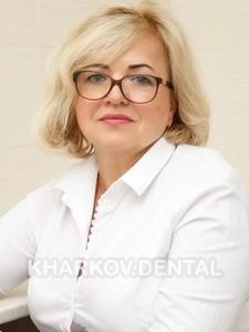 Меша Лариса Михайловна