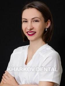 Московец Анна Юрьевна