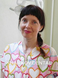Нестеренко Марина Анатольевна
