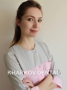 Пинчукова Ольга Анатольевна