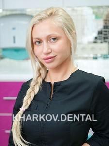 Сахно Ольга Юрьевна