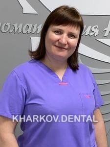 Щербань Наталья Петровна