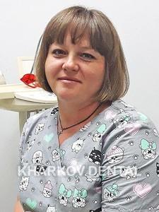 Щербина Татьяна Евгеньевна