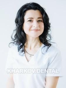 Щербюк Галина Николаевна