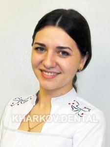 Смирнова (Тетянченко) Инна Евгеньевна