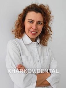 Стеценко Ирина Николаевна