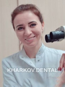 Усова Ольга Игоревна