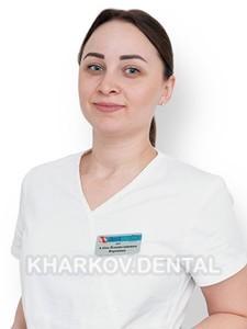 Воронина Алена Владиславовна