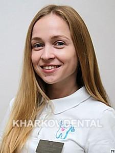 Зинченко Марина Эдуардовна