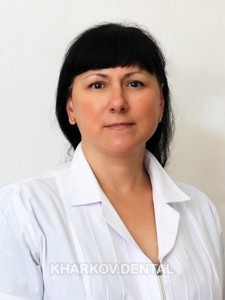 Бережницкая Елена Валерьевна