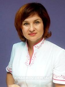 Бубна Людмила Михайловна