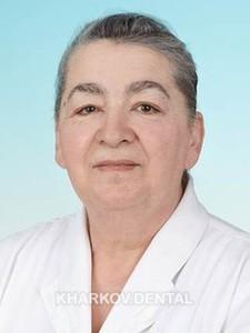 Быкова Ольга Петровна