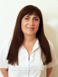 Чакрян Анжела Шаликовна