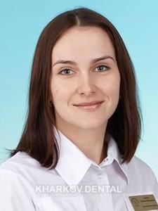 Дончак Любовь Николаевна