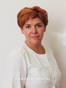 Донец Елена Ильинична