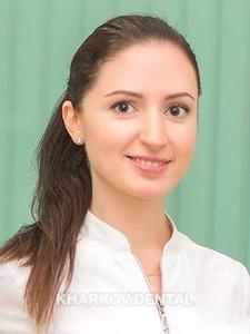 Дубовая Даяна Владимировна