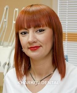 Гаркуша Екатерина Владимировна
