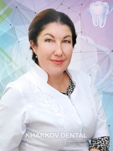 Гончарова Ирина Джоулевна