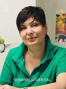 Хацько Людмила Михайловна