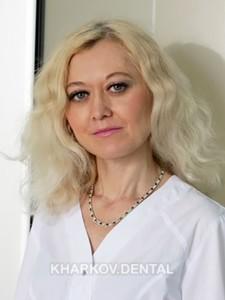 Хрусталева Елена Геннадиевна