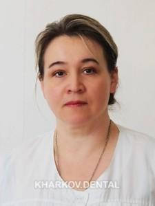 Канивец Елена Анатольевна