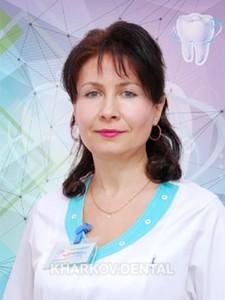 Карпович Ирина Леонидовна