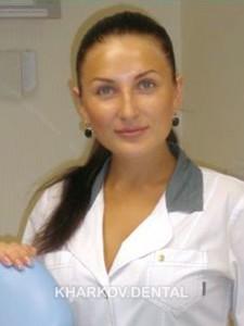 Кириленко Оксана Викторовна