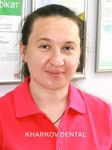 Климова Юлия Владимировна
