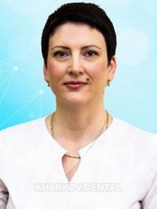 Кравец Оксана Владимировна