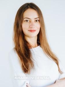 Кривенко Людмила Станиславовна