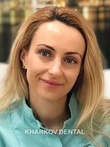 Куликовская Марина Сергеевна