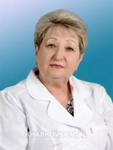 Курченко Людмила Яковлевна