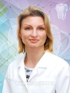 Литовченко Елена Ивановна