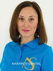 Люшненко Елена Ивановна