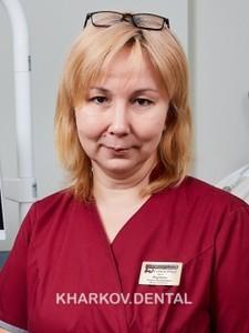Марченко Елена Леонидовна