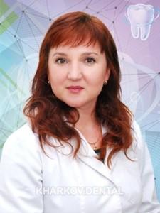 Мирошниченко Эльвира Николаевна