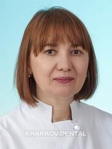 Нетипа Надежда Степановна